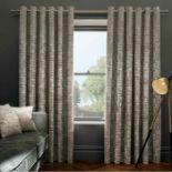 Fairmont Park, Stoumont Eyelet Room Darkening Curtains (117CM X 228CM / BLUSH) - RRP £113.49 (