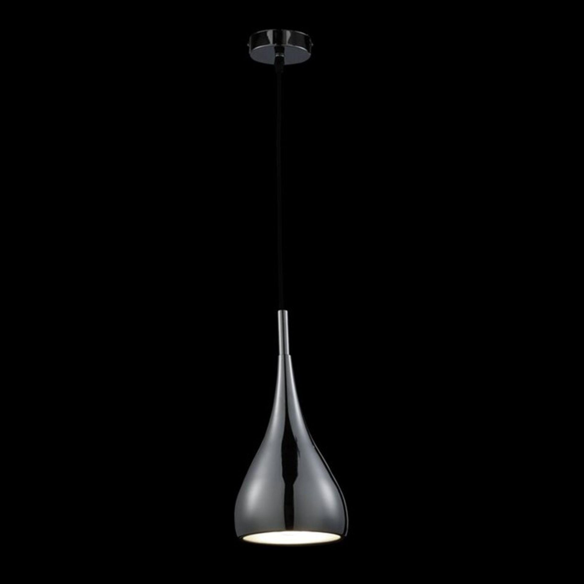 Wrought Studio, Heider 1-Light Teardrop Pendant - RRP £92.49 (NAVE4258 - 13943/29) 7G