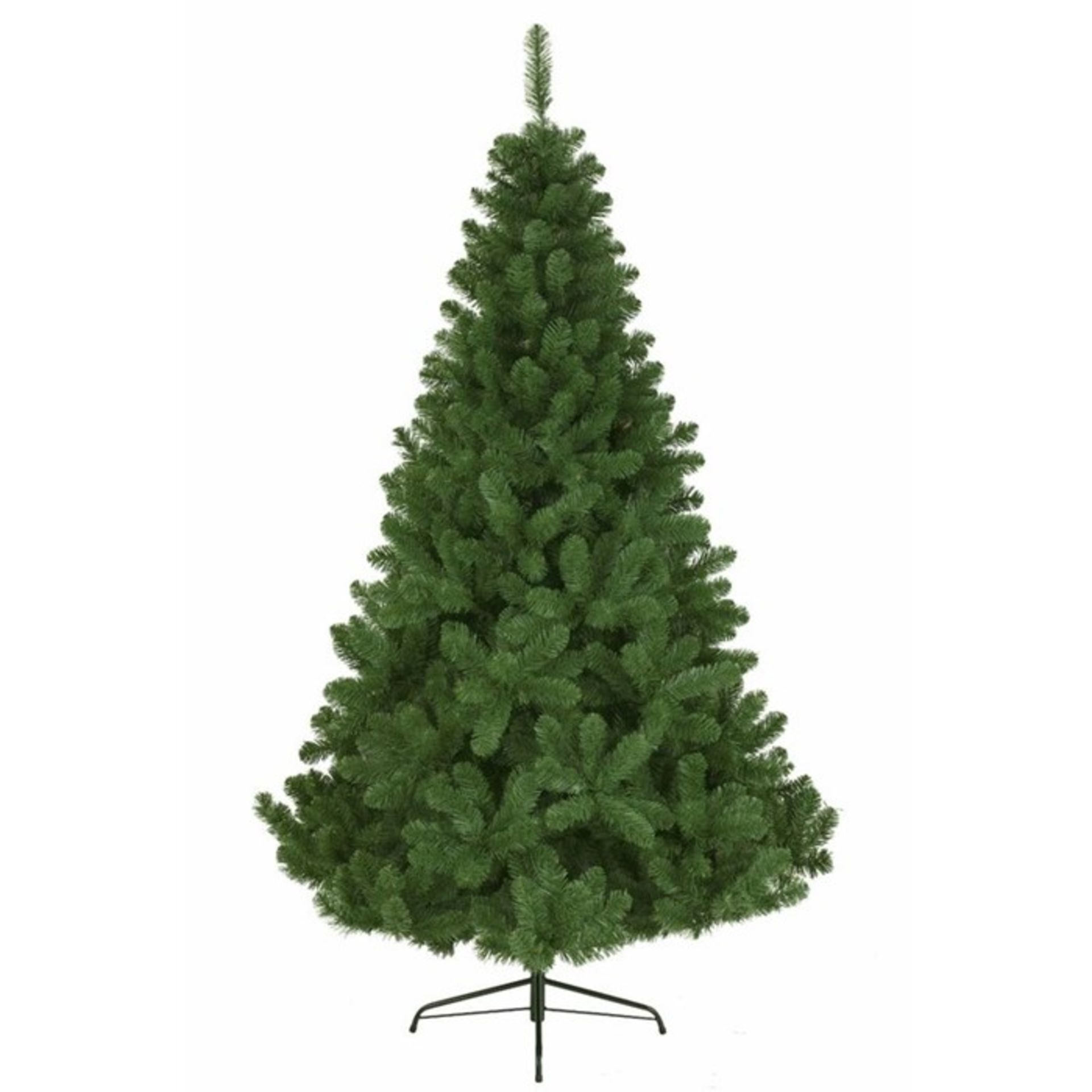 The Seasonal Aisle, 4ft Green Pine Artificial Christmas Tree with Stand - RRP £50.99 (PIDA1565.