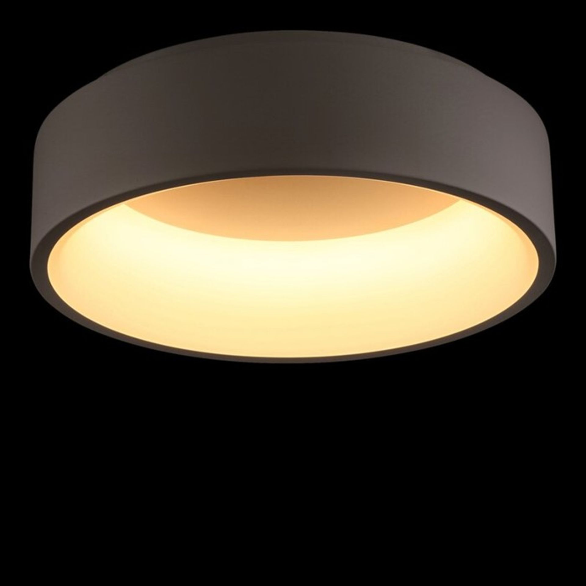 Brayden Studio, Marghera 1-Light LED Flush Mount - RRP£93.99 (EGF6333 - 15630/20) 7F