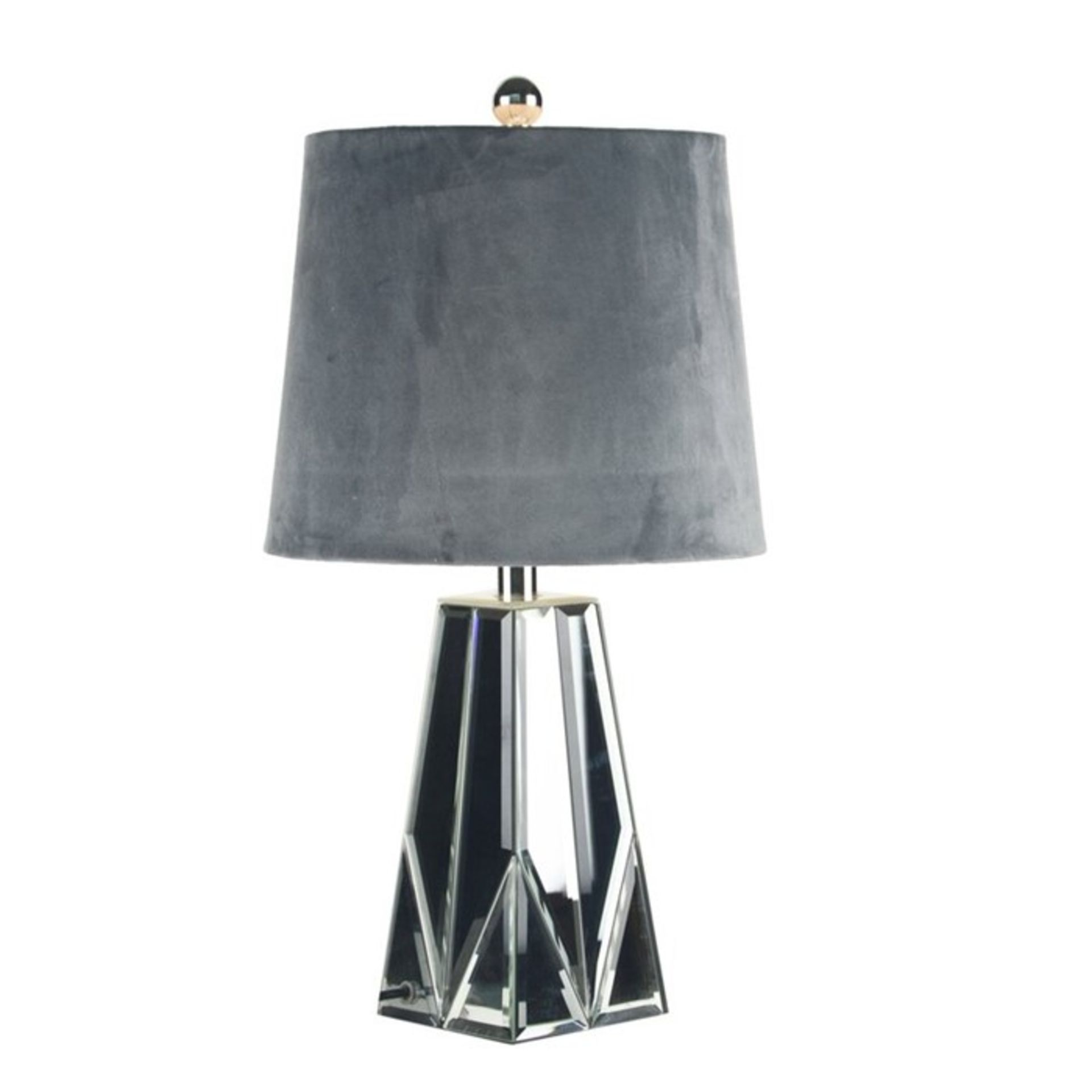 Canora Grey, Kaylynn 78cm Table Lamp (SLIGHT DENT IN SHADE) - RRP£162.99 (WLDK2248 - 22262/17) 1A