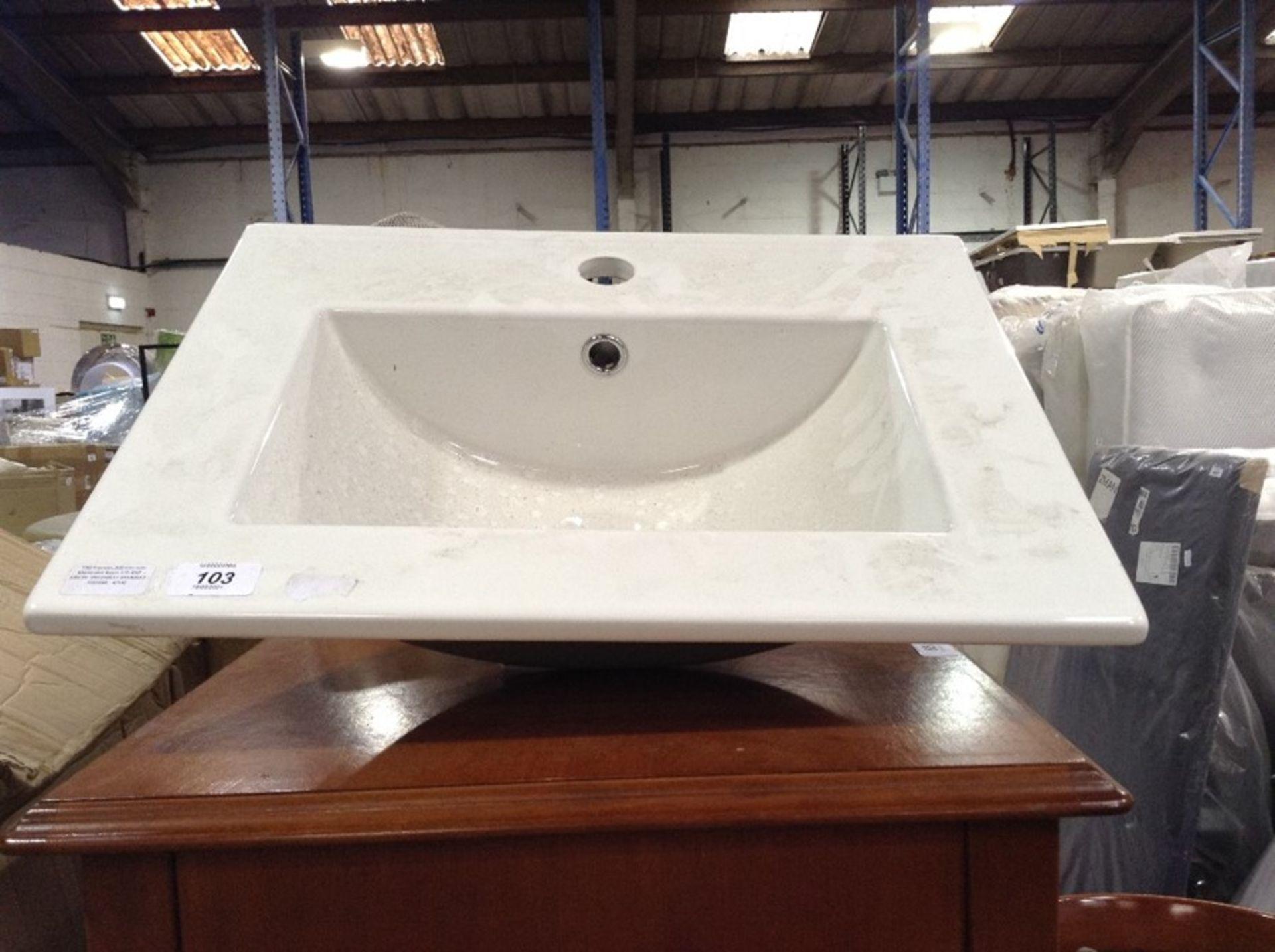 Premier,500 mm mm Minimalist Basin (Damage) 1Th RR