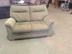 GREEN HIGH BACK 2 SEATER TR002149 W00874390