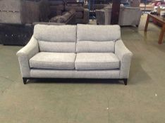 GREY PATTERNED 3 SEATER TR002146 W00827093