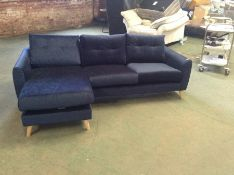 DYLAN VICTORIA NAVY LHF CHAISE UNIT (SFL1241 -S523