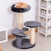 Archie & Oscar, 65cm Allison Cat Tree (BROWN) - RRP £25.99 (FINT3613 - 21356/11) 1E