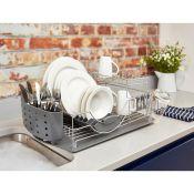 Tower, Free-Standing Drying Dish Rack - RRP £35.99 (SBSF1026 - 21356/23) 1C