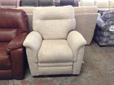 BICUIT ELECTRIC RISE & RECLINE CHAIR TR002151 W007 (no power pack)