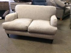 LIGHT GREY FABRIC 2 SEATER W00865613