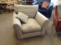 GREY FABRIC CHAIR WM30-K338