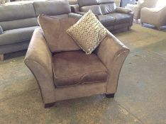BEIGE SADDLE CHAIR HH33-695880-11