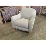 JOPLIN BRESCIA DUCK EGG CHAIR (SFL2007)