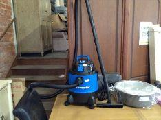 Vacmaster,Vacmaster Bagless Cylinder Vacuum Cleaner RRP£64.72 (HL9 - 11/19 -RFPT1000.52000236)