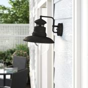 Brilliant, Artu 1 Light Outdoor Wall Light - RRP £41.99 (RLL1269 - 9773/31) 5D