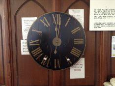 Howard Miller,Oversized Murray Grove 79cm Wall Clock RRP£319.99 (HL9 - 11/14 -HWML1016.25292785)