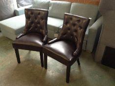 Hashtag Home, Fall Side Chair (Set of 2) -123.99 (22803/3 -WLDJ9298)