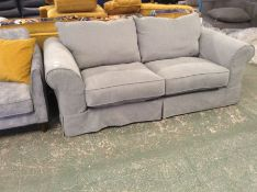 GREY LOOSE COVERED 3 SEATER (TR002214-W00743754)