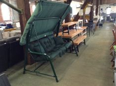 Dakota Fields ,Swing Seat with Stand RRP -£409.99 (23103/8 -HLCP8064)