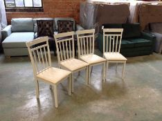 EXETER SET OF 4 DINING CHAIRS (22767-8, 22803-7)