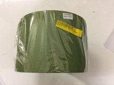 "Wayfair Basicsâ""¢, Linen Drum Lamp Shade (GREEN)(20X30CM) - RRP £36 (GSDS1193 - HL10 - 7/34) 1I"