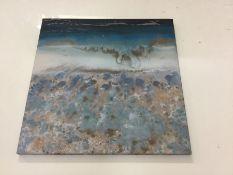 East Uraban Home , The Deep Sea' Canvas - RRP £18.99 ( - 81762/40) 1E