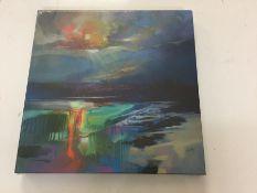 East Uraban Home , Abstract Canvas - RRP £25.99 ( - 81762/44) 1E