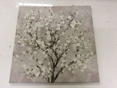 East Uraban Home , Bloom Tree Graphic Art Print Canvas - RRP £50.99 ( - 18762/59) 1F