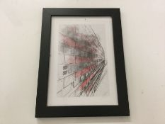 East Urban Home, Picture Frame Graphic Art (BLACK FRAME) - RRP £30.99 (EUDC5016 - 22426/19) 1F