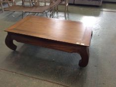 Bay Isle Home,Guildhall Coffee Table RRP£449.99 (HL9 - 9/12 -MYCR2095.13680745)(DAMAGED)