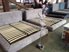 Brayden Studio,Willington Swirl Floral LED 120cm Novelty Floor Lamp RRP£136.99 (HL9 - 2/23 -