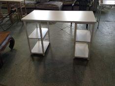 Mercury Row,Jadene Desk RRP£115.99 (HL9 - 2/6 -AFFI1163.58407510)(DAMAGED)