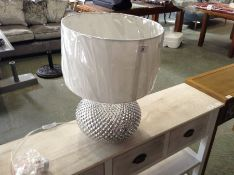 Beachcrest Home,Gallatin 50cm Table Lamp RRP£54.99 (HL9 - 2/9A -IELS1032.38701863)(DAMAGED)