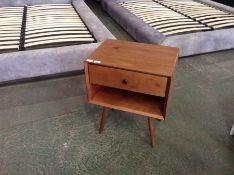 Brayden Studio,Gertz 1 Drawer Bedside Table RRP£179.99 (HL9 - 2/4 -BLEL6116.52619621)