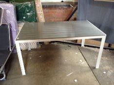 Dakota Fields,Hiran 4 Seater Dining Table (23195/4 -VTDG2535)