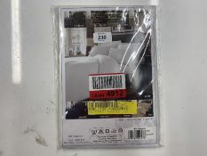 DUDLEY HOUSEWIFE PILLOWCASE ( IVORY ) ( 50 X 75cm ) (EXDL1157 - HL7 - 2/18) 8F