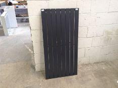 Belfry Heating,Andrew Flat Panel Horizontal Single Panel Radiator RRP -£197.06 (21787/13 -EUCO1013)