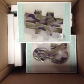 Assortment of Camoflauge Letters (Letters & / # ) 6END