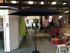 Freeport Park,Carlo 3m Traditional Parasol RRP -£1