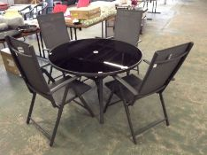 Dakota Fields,Dining Table AND 4 X CHAIRS RRP -£219.99 (23688/12PIDA1630)(23688/8NFR)(2 CHAIRS