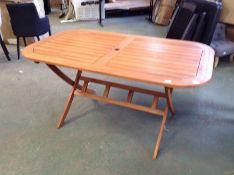 Dakota Fields,Afrin Dining Table RRP -£229.99 (234