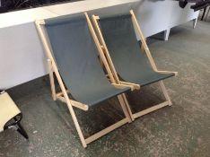 Alayah Reclining Deck Chair X 2 23572/10