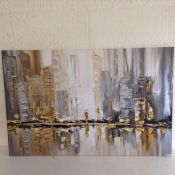 Streets I by Osnat Tzadok - Wrapped Canvas Print RRP - £63.99 (JMOA1125 - 21384/8) 2G