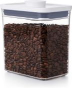 OXO Good Grips POP 2.0 Container – 1.6L for tea bags & more ( NO LID ) - RRP £12 (AMO030821 - 13 -