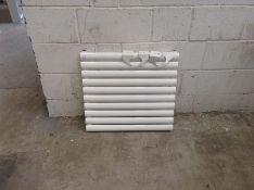 Belfry Heating,Alyssa Vertical Oval Panel Radiator