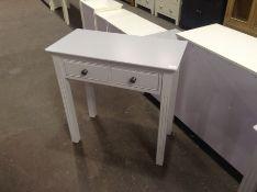 Banbury Grey Painted Dressing Table(C/76 -BP-DT-G)(DAMAGED)