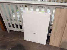 Nuie,Shower Bath End Panel RRP -£39.19 (22095/8 -R