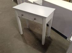 Banbury Grey Painted Dressing Table(C/26 -BP-DT-G)(MARKED)