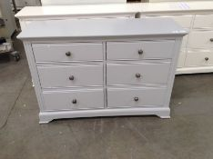 Banbury Grey Painted 6 Drawer Chest (A72 -BP-6DC-G