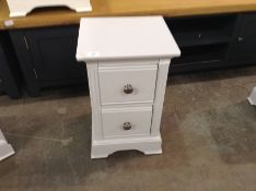 Banbury Grey Painted Small Bedside Table (A17 -BP-