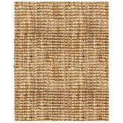 Montgomery Hand-Woven Brown Area Rug | 3FT X 5FT |
